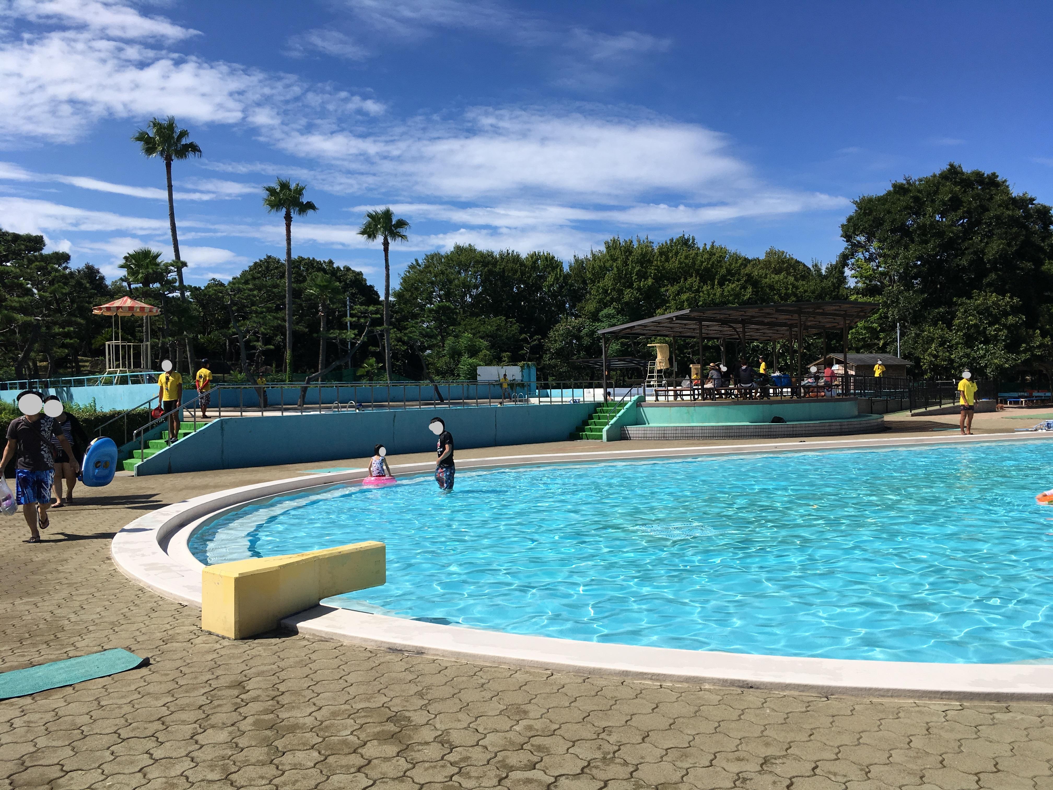 堺市の大浜公園プール 安い・キレイ・空いてる!穴場です - はらっぱで ...